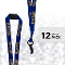 12 Raptor Lanyards